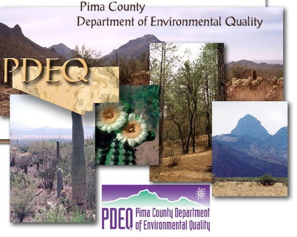 Welcome to Pima County DEQ